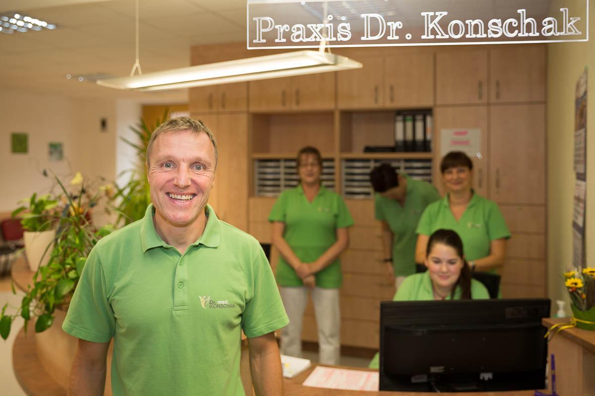 Dr. med Ulrich Konschak
